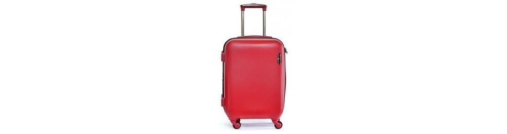 Suitcases, travel bags
